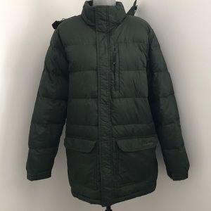 L.L. Bean Down Puffer Coat
